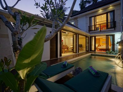 Photo for Ubud's Private Pool Villa with Peaceful Ambience