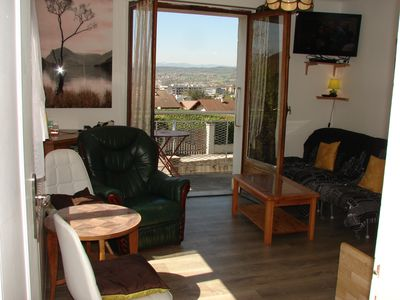 Photo for Apartment go through and furnished in house