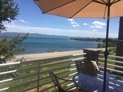 Photo for Prime location!! 3 bedroom  Gorgeous Lake view