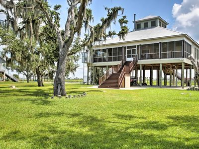 Photo for NEW Slidell Home w/Fishing Pier-15 Min to Old Town