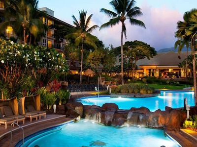 Photo for Charming 1 bedroom villa, Luxurious Westin Ka'anapali Ocean Resort.