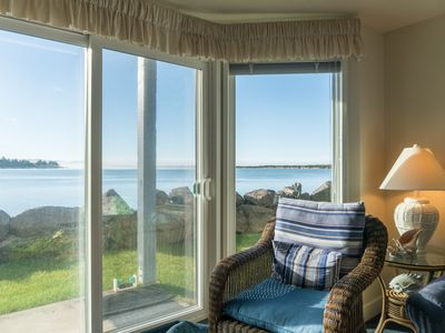 Photo for Bayfront/Oceanfront condo located in the Taft District of Lincoln City