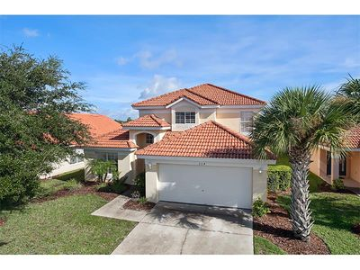 Photo for Luxury 5BR Florida villa. Gated community, private pool, wifi & close to Disney