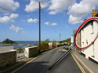 Photo for BY SEA, family friendly, with open fire in Marazion, Ref 959569