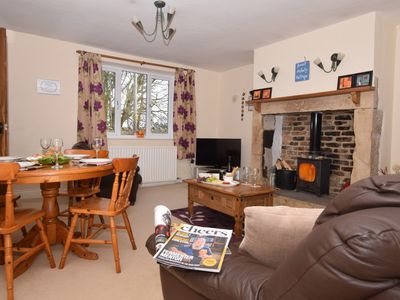 Relaxing in this lovely country cottage