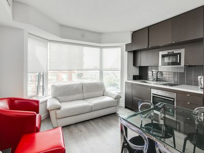 Photo for ROYAL PLUSH 1 BEDROOM CONDO IN YORKVILLE