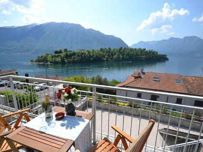 Photo for Holiday apartment Ossuccio for 1 - 4 persons with 2 bedrooms - Holiday apartment