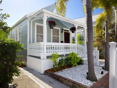 Photo for ~ SMUGGLER'S DEN ~ Tropical Home w/ Pvt Hot Tub In Heart of 'Old Town' KW