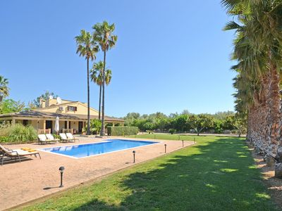 Photo for Villa CAULLS, country house with private swimmingpool, 3 bedrooms