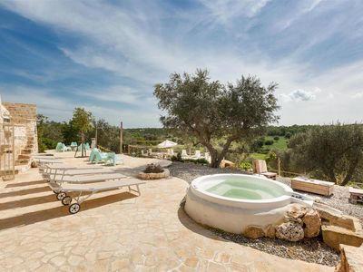 Photo for 1044 Trullo with Pool in Ostuni