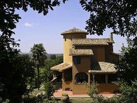 A most beautiful villa in Vasanello...our home base while we traveled through Italy!