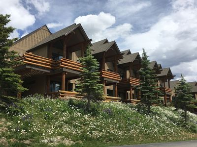 Photo for NEW LISTING! ~ Professionally Decorated Ski-in/out Condo~Steps to Moonlight Club