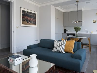 Photo for Sonder | Museum House | Delightful 2BR + Laundry