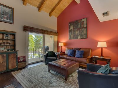Photo for Leisure Time: 2  BR, 1.5  BA Townhouse in Carnelian Bay, Sleeps 4