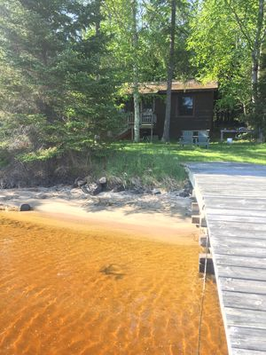 Island Cabin ~ Lake living at its finest, clean, modern, Voyageurs National Park