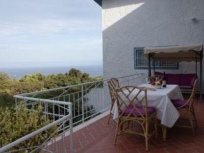 Photo for HOUSE, SEA VIEW AND GARDEN