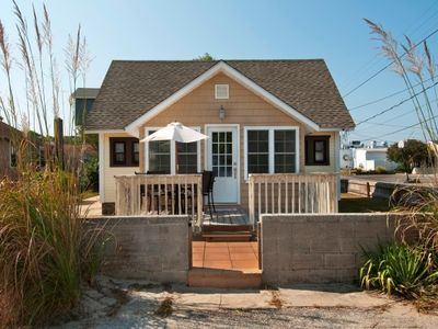 Photo for Darling 2BR Home on Delaware Bay w/Beach Access!
