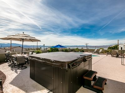 Photo for Stunning Custom Pool Home With Incredible View