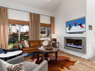 Photo for Comfortable townhouse w/ high-end finishes & excellent location- shared hot tub!