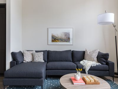 Photo for Airy 1BR in Hayes Valley by Sonder