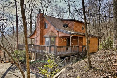 NEW! 'Little Bear Lodge' - 0 5 Mi to Lake Chatuge! - Young Harris