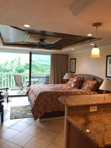 Photo for Beachfront Resort 5th floor Mountain View  Premier condo with special features
