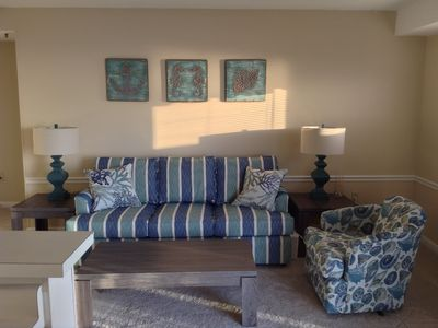 Photo for Gorgeous 2Br/2Ba Ocean-View Condo in Myrtle Beach!