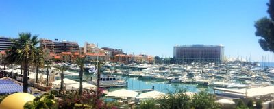 Photo for Fantastic Apartment near Vilamoura Marina with balcony Sea view