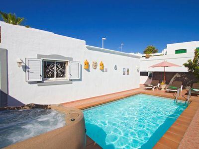 Photo for Villa Lavender Carmen is a very special villa, designed for privacy. It is located in the central re