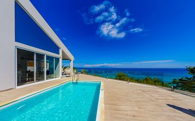 Photo for JuneOffer:Stunning Villa Meltemi With Private Pool &Amazing SeaView,In Zakynthos