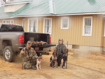 Downs, KS: DIY Pheasant, Waterfowl, Quail, and Geese Hunts on 320 Acres