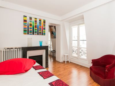 Photo for Two bedroom Paradise Monceau Paris  - Two Bedroom Apartment, Sleeps 5