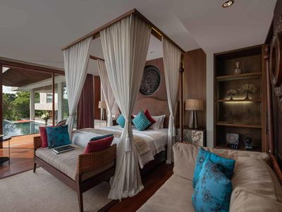 Photo for Luxurious 5 Bedroom Mnahattan Villas at Canggu