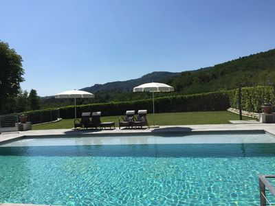 Photo for Welcome to Tuscany, LUCCA and beautiful Villa Adriano , 15 minutes from Lucca