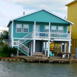 Photo for On the river, Wifi, Lighted pier, Private Road, Beautiful sunsets!