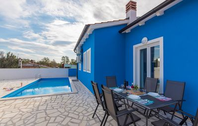 Photo for Blue Holiday House with Private Pool