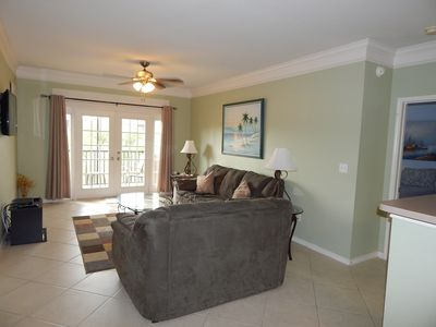 Photo for IMMACULATE  Waterfront  Condo 2/2 - Great Location