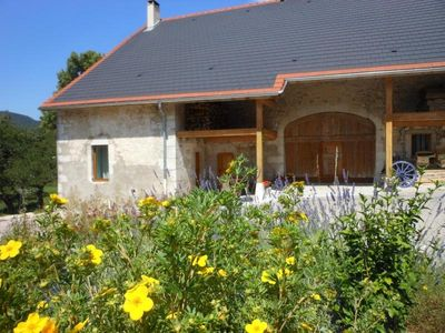 Photo for Gite Haut-Valromey, 4 bedrooms, 10 persons