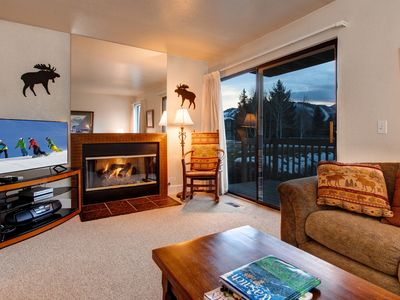 Photo for Modern condo w/ shared pool - close to top ski resorts - walk to MARC