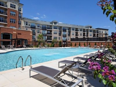 Photo for Pet-Friendly Condo W/ WiFi, LCD TV, Complex Pool, Gym & Business Center