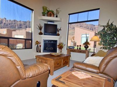 Photo for Rim Village X3 - Private Hot Tub & Beautiful Views of the Moab Rim