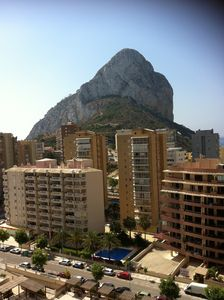 Photo for Apartment with beautiful views of the sea and the Peñon. Includes parking.