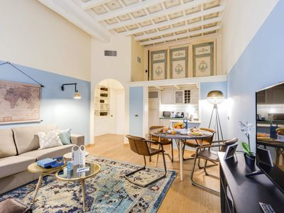 Photo for Pantheon - One Bedroom Apartment, Sleeps 4