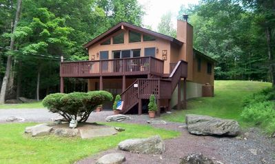 Photo for Relaxing And Quiet Family Friendly Chalet - Close To Major Area Attractions!