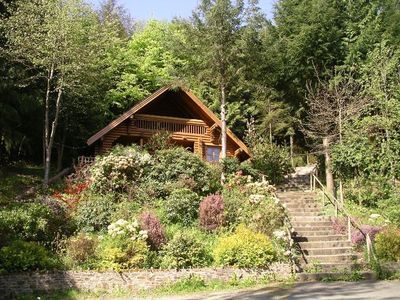 Photo for 3 bedroom Log Cabin in Bideford - BULKI
