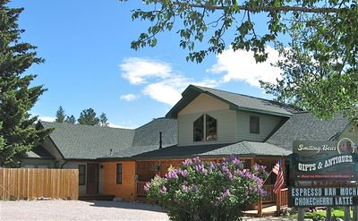 Photo for Black Hills Home Cabins CHESSIE Cabin, Hill City, SD, in Central Black Hills