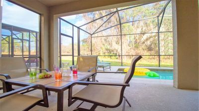 Photo for Enjoy Orlando With Us - Paradise Palms Resort - Feature Packed Relaxing 6 Beds 5 Baths Villa - 4 Miles To Disney