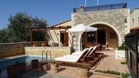 A lovely villa for 2+2 with a nice pool in a friendly village