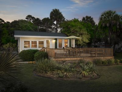 Photo for Coastal Cottage on Folly! Located across from beach access! Prime location!