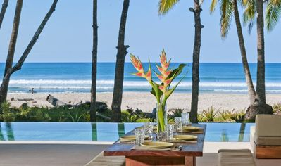 Photo for The Beach Estates - Santa Teresa's Premier Beachfront!